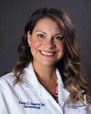 A photo of Dr. Karla Guerra