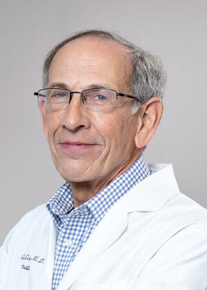 A photo of Dr. Gross